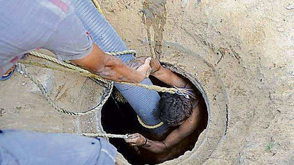 Delhi Sewer Worker's Family Garners a Generous Help of Rs 50 lakh and Still Counting