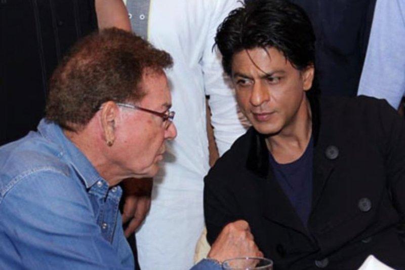 Shah Rukh Khan: It's Because of Salim Khan that I Became Shah Rukh Khan
