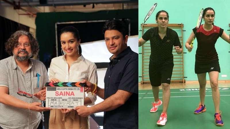 Saina Nehwal Biopic : Shraddha Kapoor to Play Ace Shuttler on Screen