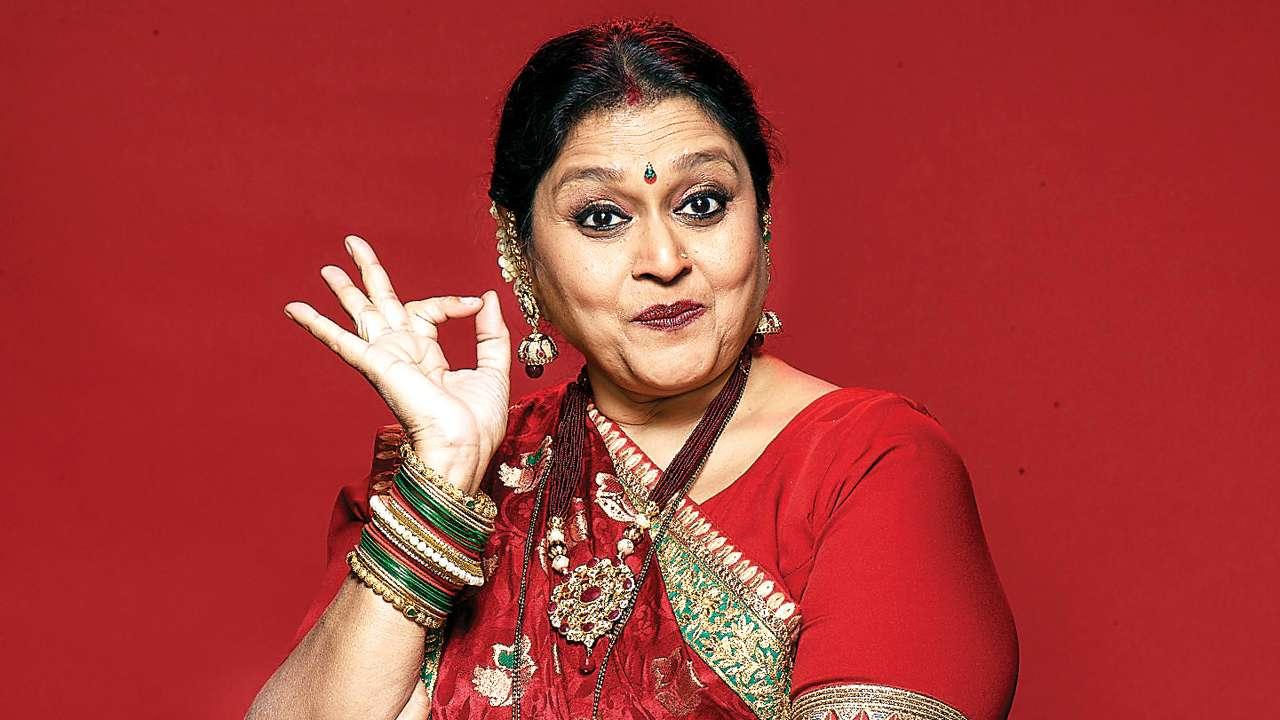 A Flashback (Iconic Actress) -Supriya Pathak Kapur