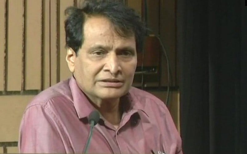 Concerned with citizens' health, not of politics: Suresh Prabhu