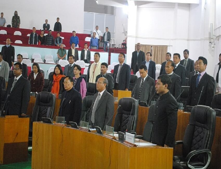 Meghalaya Protection of Interest of Depositors (FE) Bill, 2018 tabled