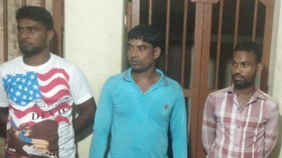 Three Bangladeshis detained in Hailakandi