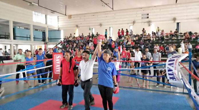 Tripura Kickboxer Tracy Darlong wins Gold, Mother sold off her jewellery to fund Trip