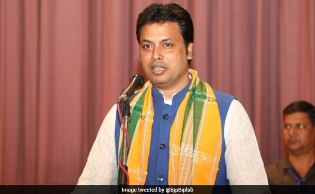 Tripura seeks Rs 1,500 Cr central aid to hike government employees salaries
