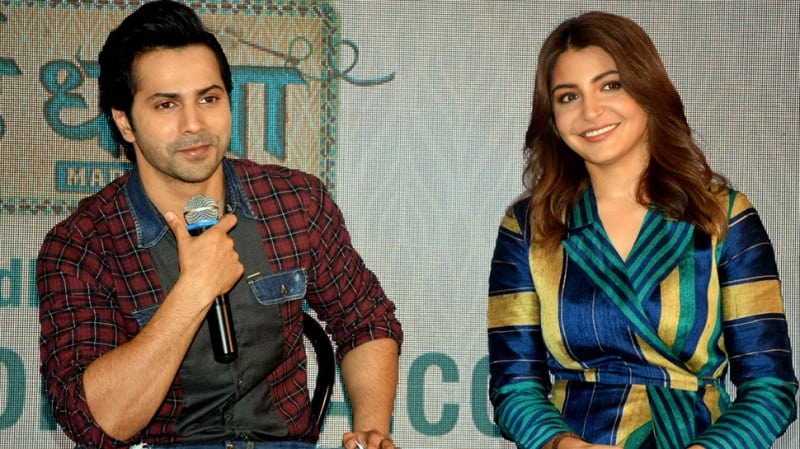 Varun, Anushka Signed as Ambassadors of Skill India Campaign