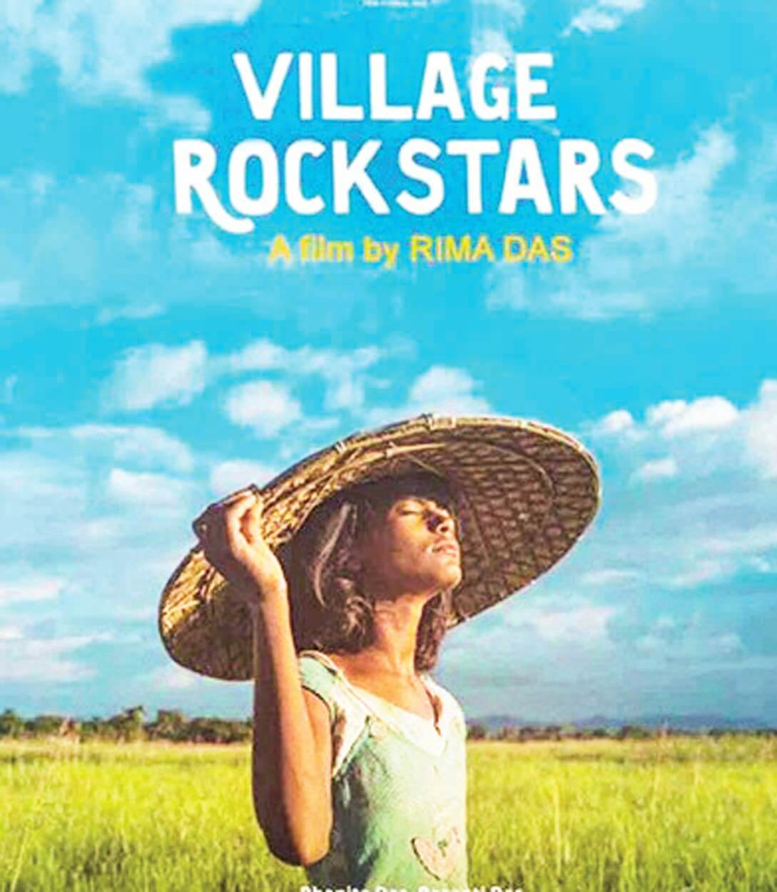 Oscar nominated Village  Rockstars premiere today