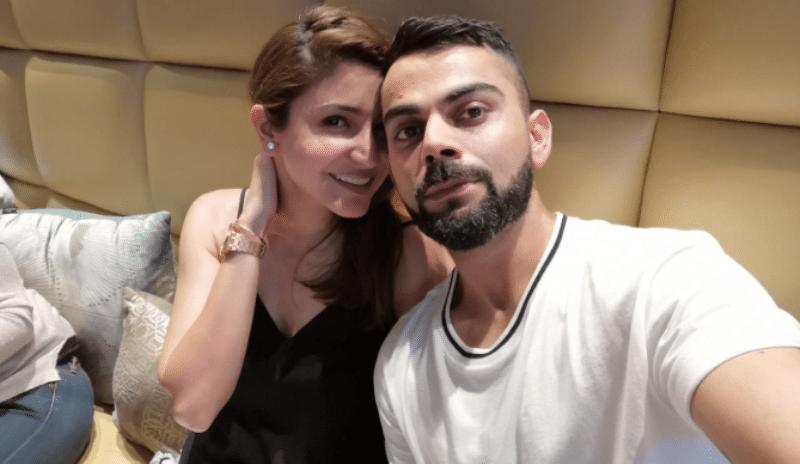 Anushka Sharma and Virat Kohli Spend Quality Time With Friends- Pics Inside