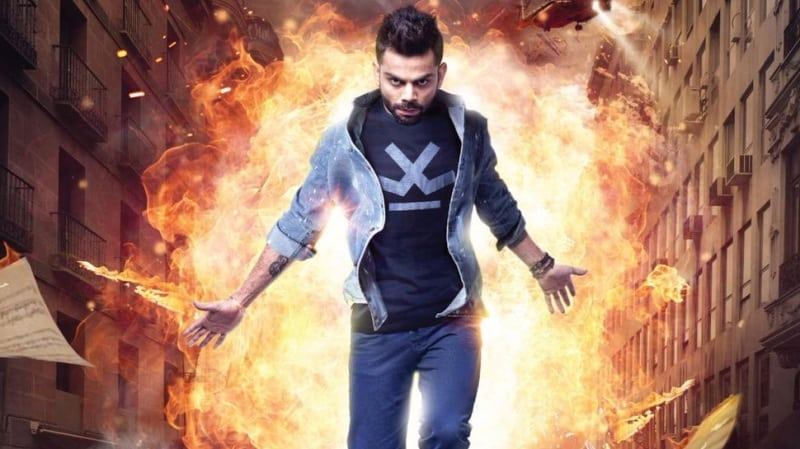 Virat Kohli to Debut in Movie: Tweet Leaves Fan Guessing