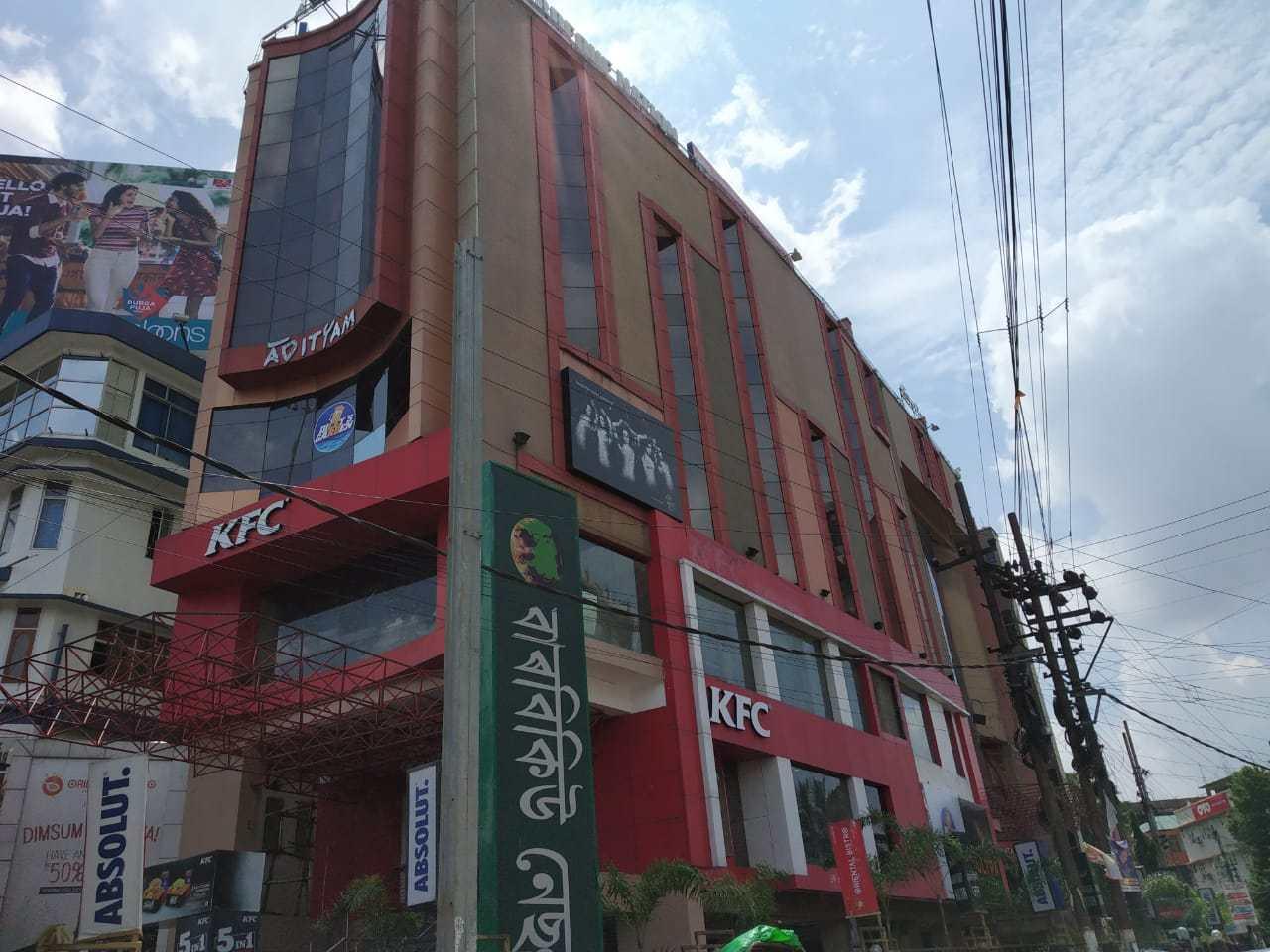 Adityam Building in Guwahati Sealed by GMC
