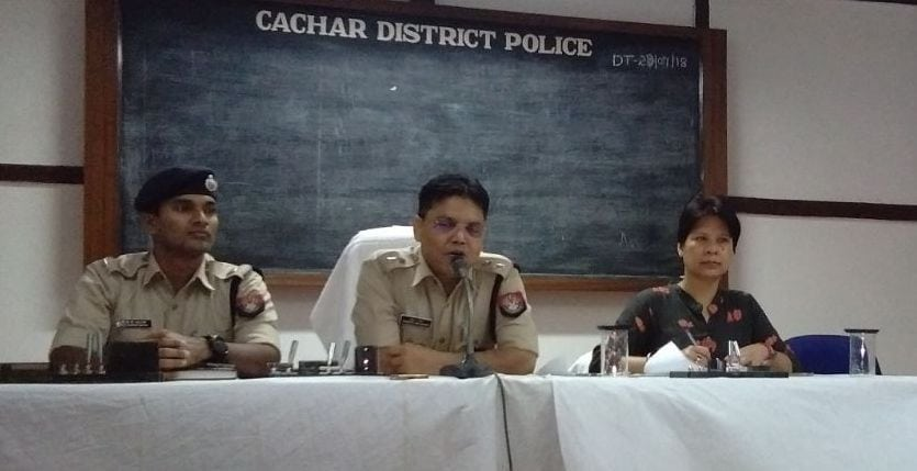 Special Task Force Formed by Cachar Police to Tackle Mob Violence