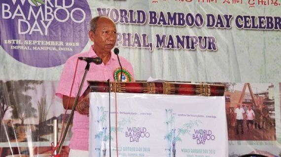 Manipur Celebrates World Bamboo Day with a Two Day Event