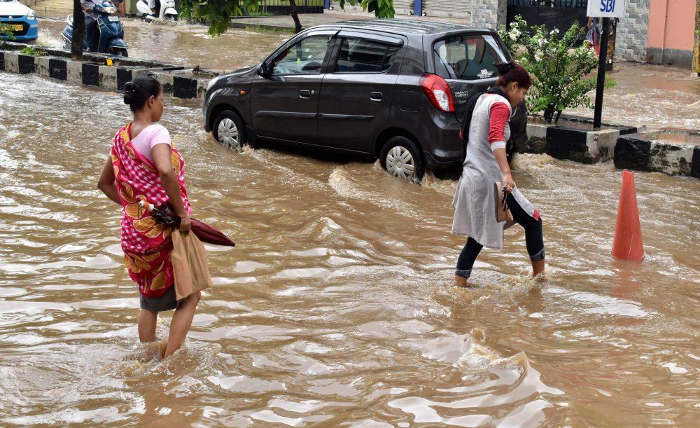 Incessant Rains Trigger Flash Flood in Guwahati