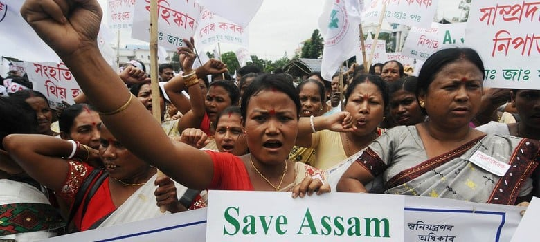 Tribal bodies oppose enforcement of ASCRDA