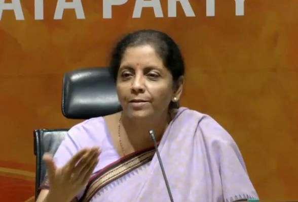 UPA to Blame for Hindustan Aeronautics Ltd 's Ouster From Rafale Deal: Nirmala Sitharaman