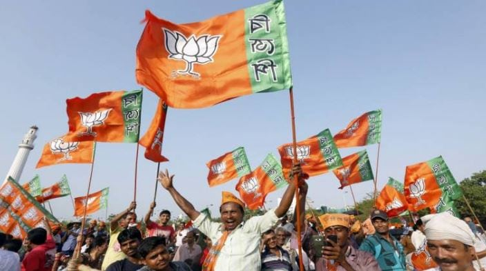 BJP Tripura in-charge reviews poll front
