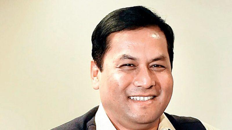 CM Sarbananda Sonowal Greets Governor Jagdish Mukhi On Bhaogali Bihu