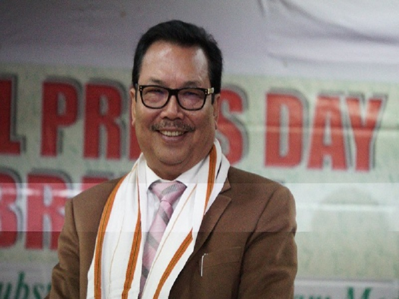 Deputy Chief Minister Chowna Mein reviews Trans-Arunachal highway project progress