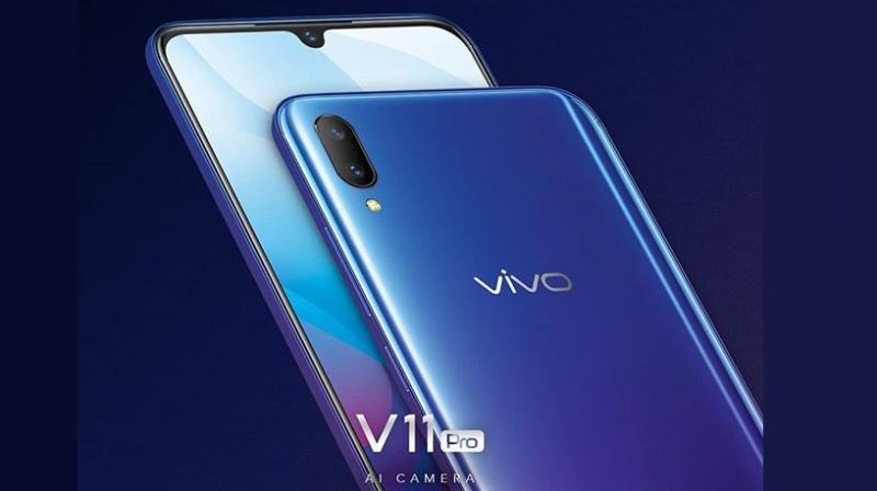 VIVO Unveils V11 Pro
