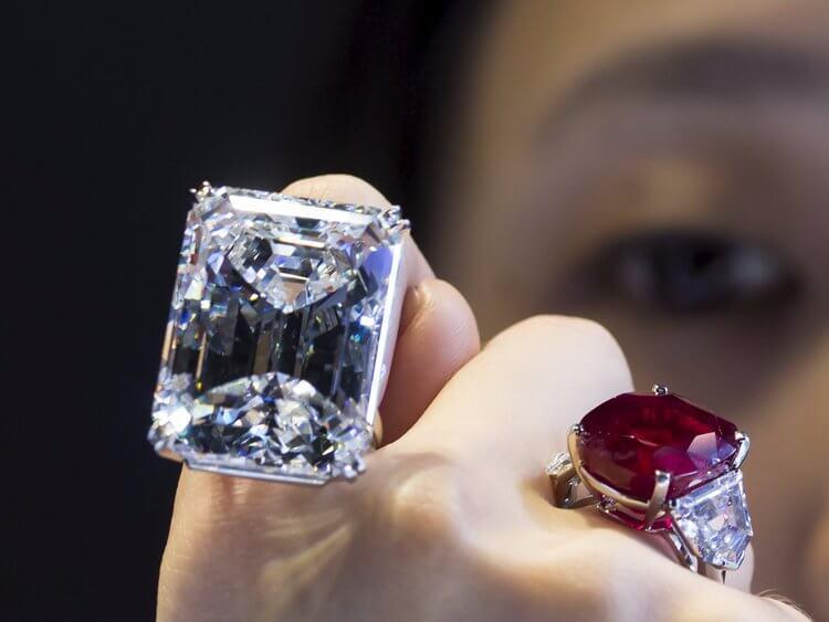 Diamonds- The Ever Enduring, The Ever Precious