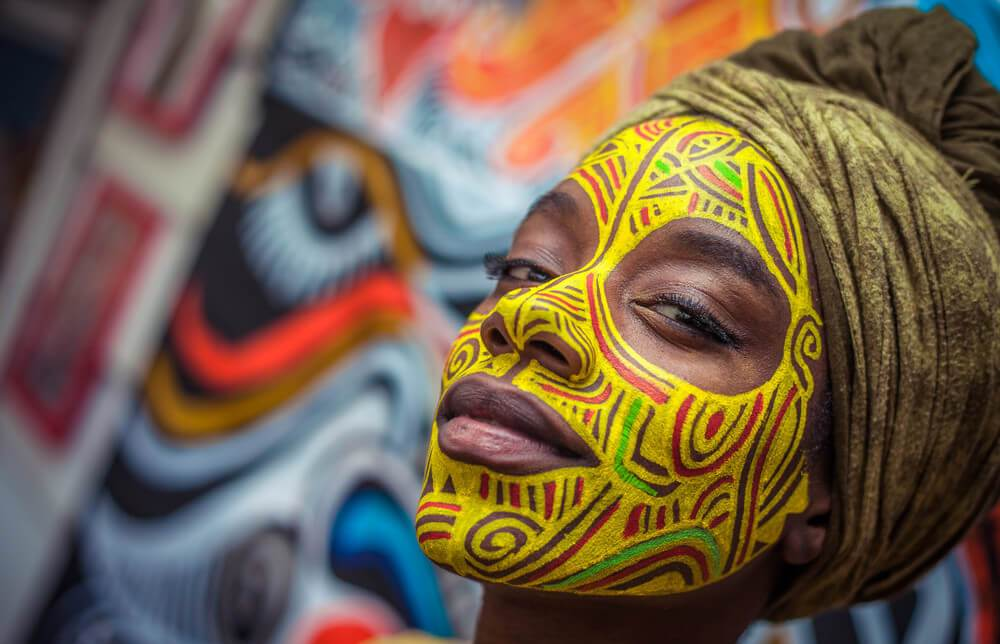 Face Art: A Journey from Traditions to Trends
