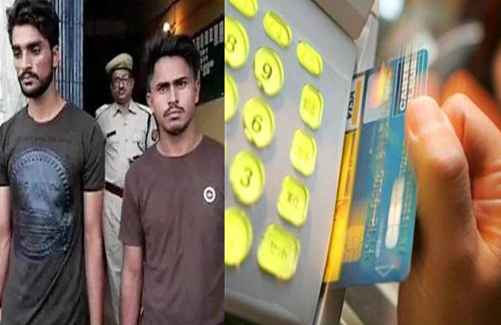 Haryana Based Men Arrested for Duping People by Cloning ATM Cards
