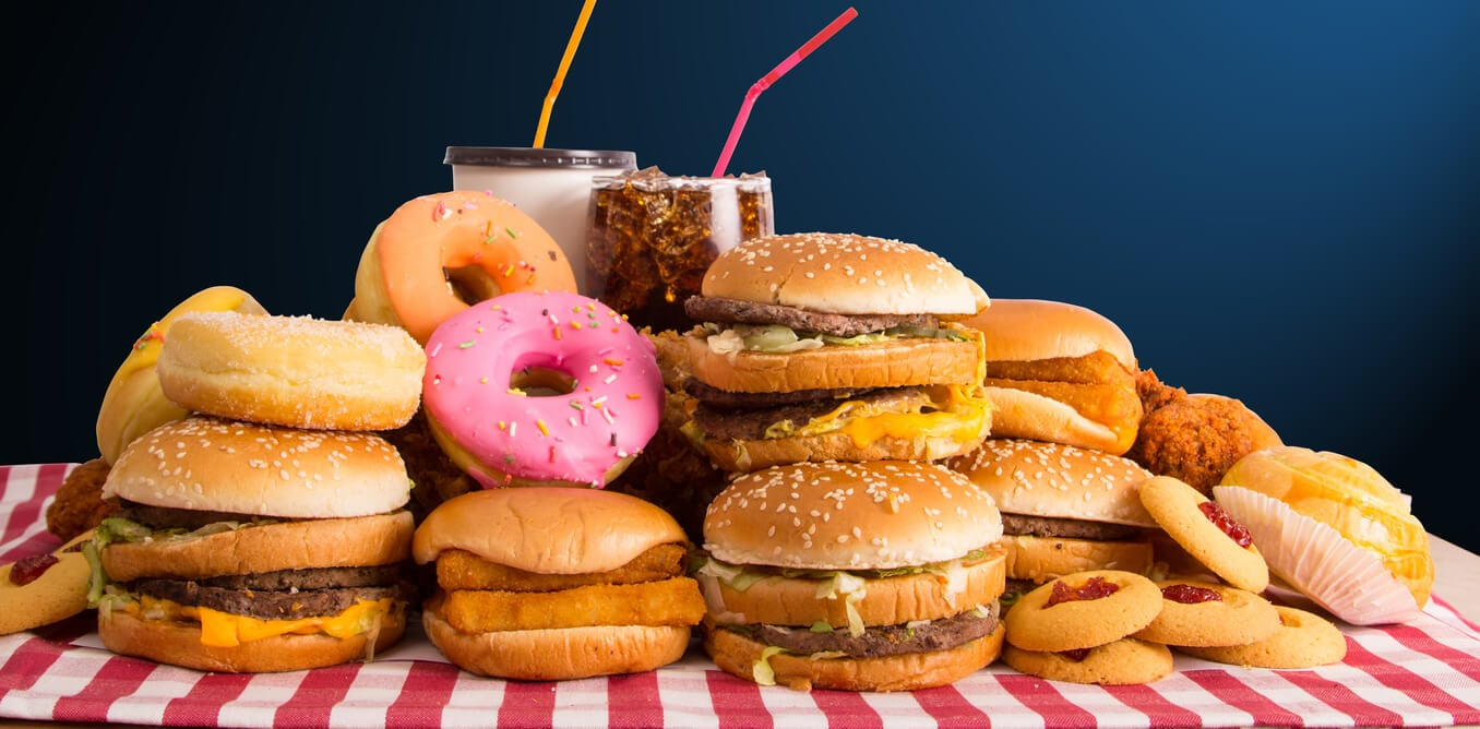 Quitting Junk Food Cause Withdrawals As Drug Addiction