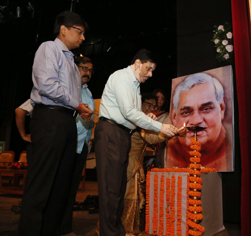 Media Adviser to CM inaugurates Poetry Session on Vajpayee
