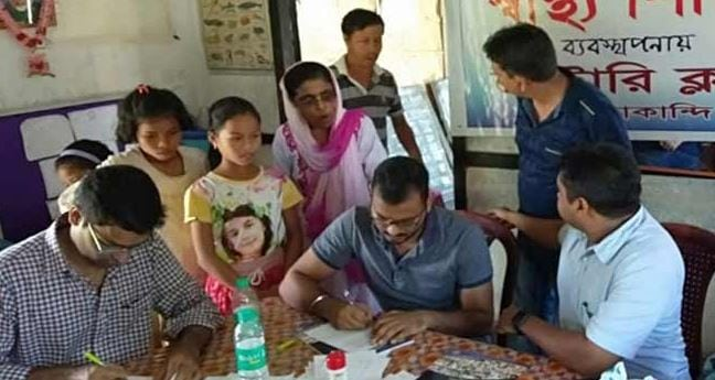 Inner Wheel Club of Hailakandi adopts Ananta Vidya Niketan school