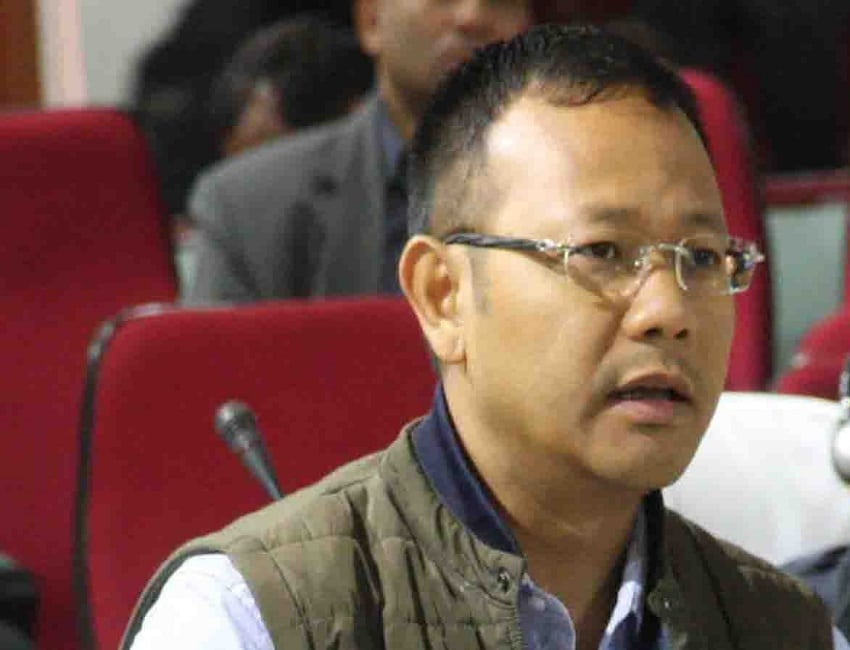 James K Sangma not to visit Lumthari mines as of now