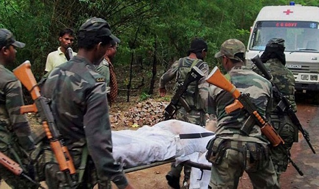 CISF trooper among four killed in Maoist attack