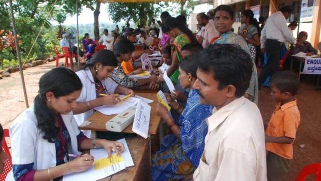 Assam Press Correspondent's Union (APCU) organizes Free medical camp
