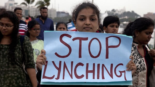 Manipur State Cabinet Decides to Introduce 'Manipur Mob Violence Control and Prohibition Bill' to Check Rising Mob Lynching Cases