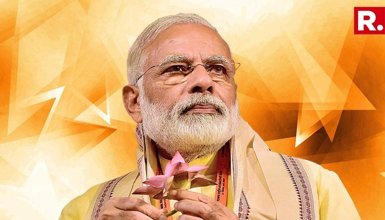 Congress Has Done Politics Over Poverty: Narendra Modi