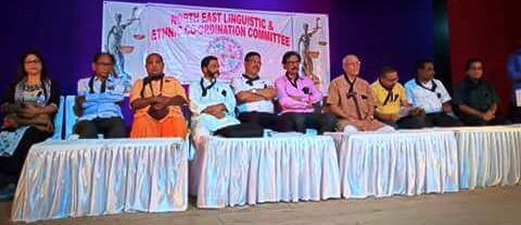 North East Linguistic and Ethnic Coordination Committee (NELECC) to intensify campaign  for inclusion of 5 documents