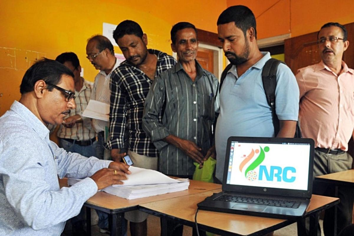 Assam Public Works (APW) demands fresh  verification of draft NRC