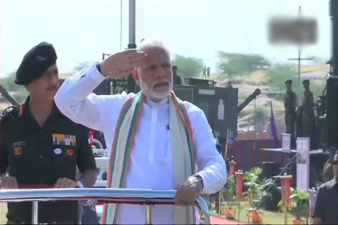 Surgical Strike Anniversary: Prime Minister Narendra Modi Inaugurates Parakram Parv in Jodhpur