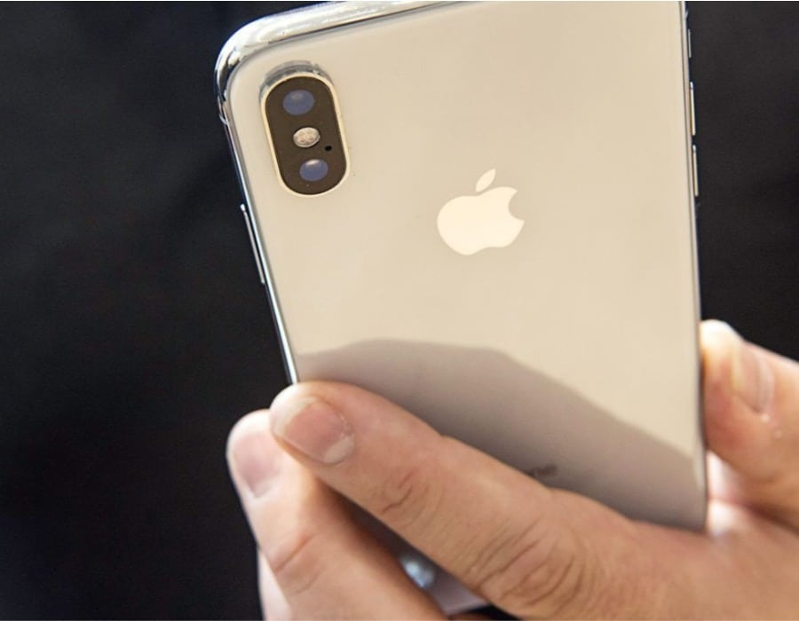 'iPhone X most successful revenue generating model for Apple'