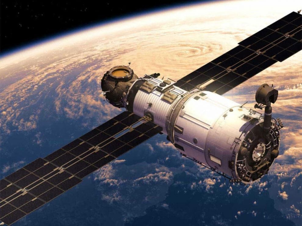 Indian Satellite-Linked GPS Module Launched