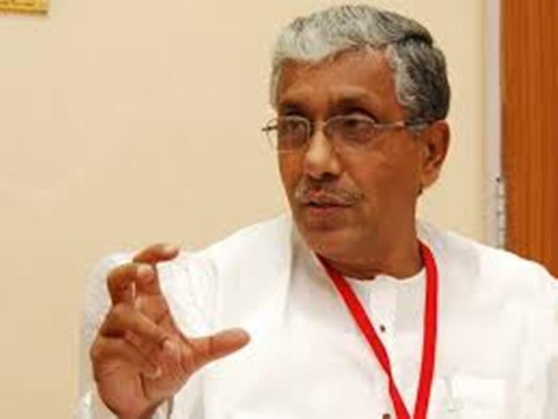 Democracy is being slaughtered in Tripura : Manik Sarkar Lambasts BJP