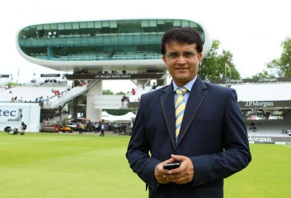 Former Indian Cricket Captain Sourav Ganguly to visit Shillong Today