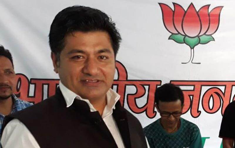 Sikkim BJP President Sees no Hope for the SDF Party to Win in the Forthcoming Polls