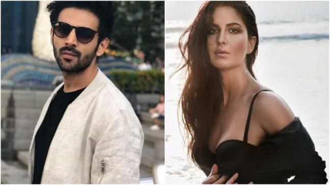 Kartik Aaryan Wants to Make Babies with Katrina Kaif !