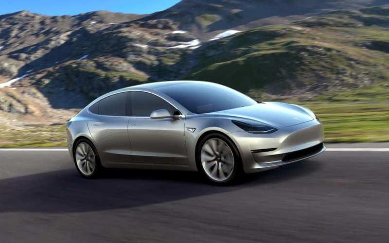 Tesla Misses on Model 3 Car Production Target: Report