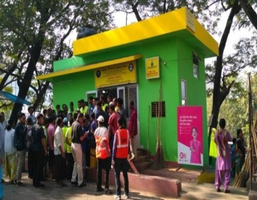 Unapproachable Plight of Public Toilets in Guwahati