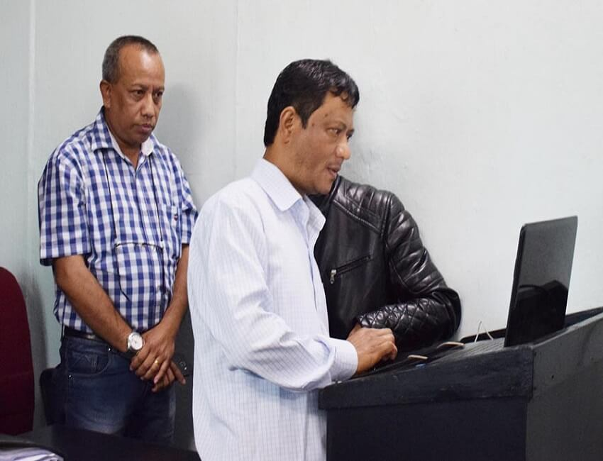 Latiplang Kharkongor may contest 2019 MDC polls as independent