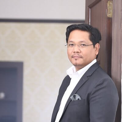 Working for improving education sector: Conrad Sangma