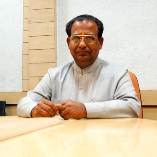Assam Governor Jagdish Mukhi Greets People on Bijoya Dashami