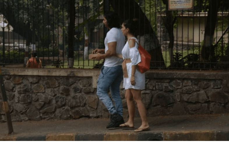 Kim Sharma And Harshvardhan Rane