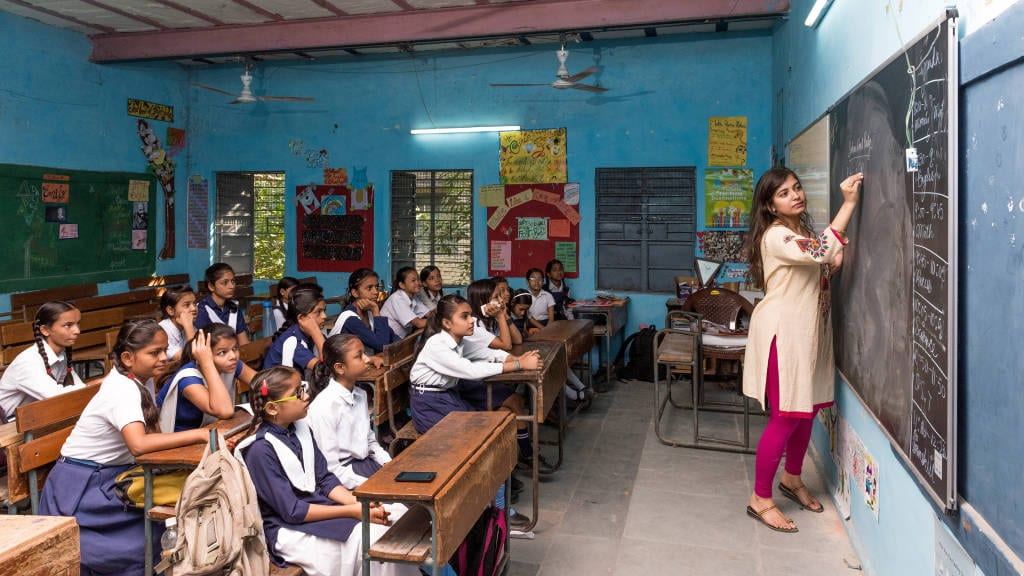Government School Teachers in Manipur are likely to have 'Uniform' Soon